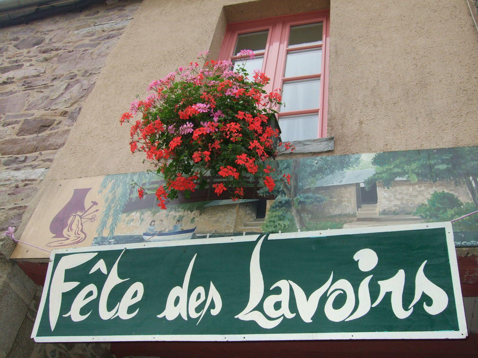 La Fête des Lavoirs à Pontrieux - Photos prise le 15 août 2009