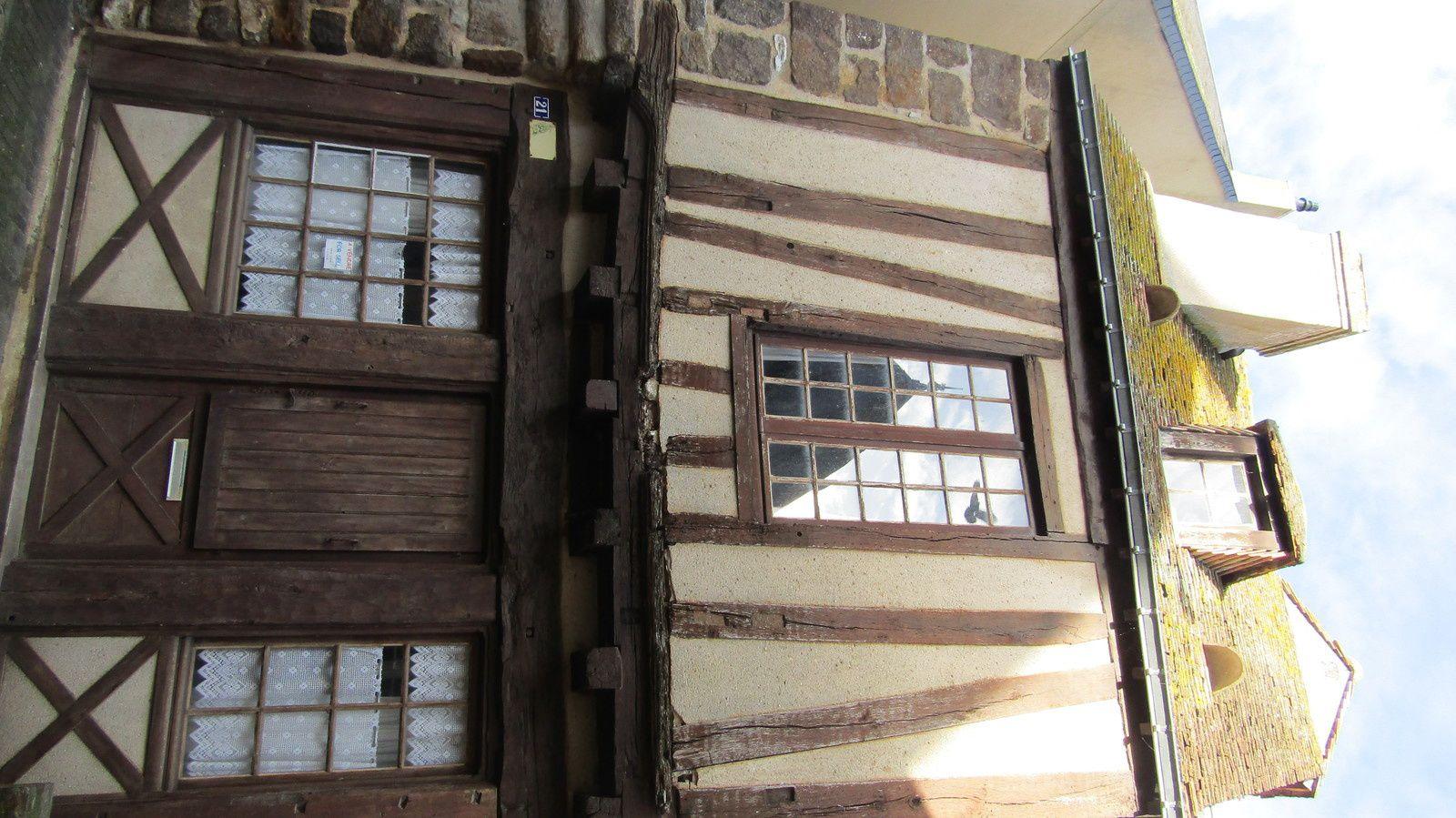 La cité médiévale de Fresnay-Sur-Sarthe