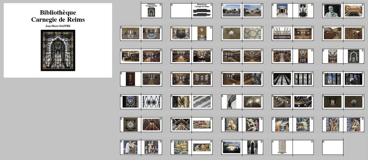 Commande de livres de photos