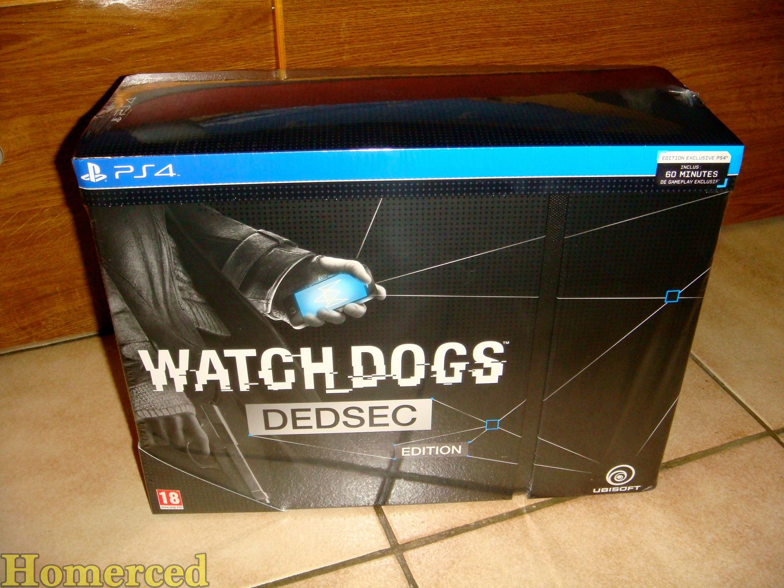(arrivage) Watch Dogs DedSec Edition PS4