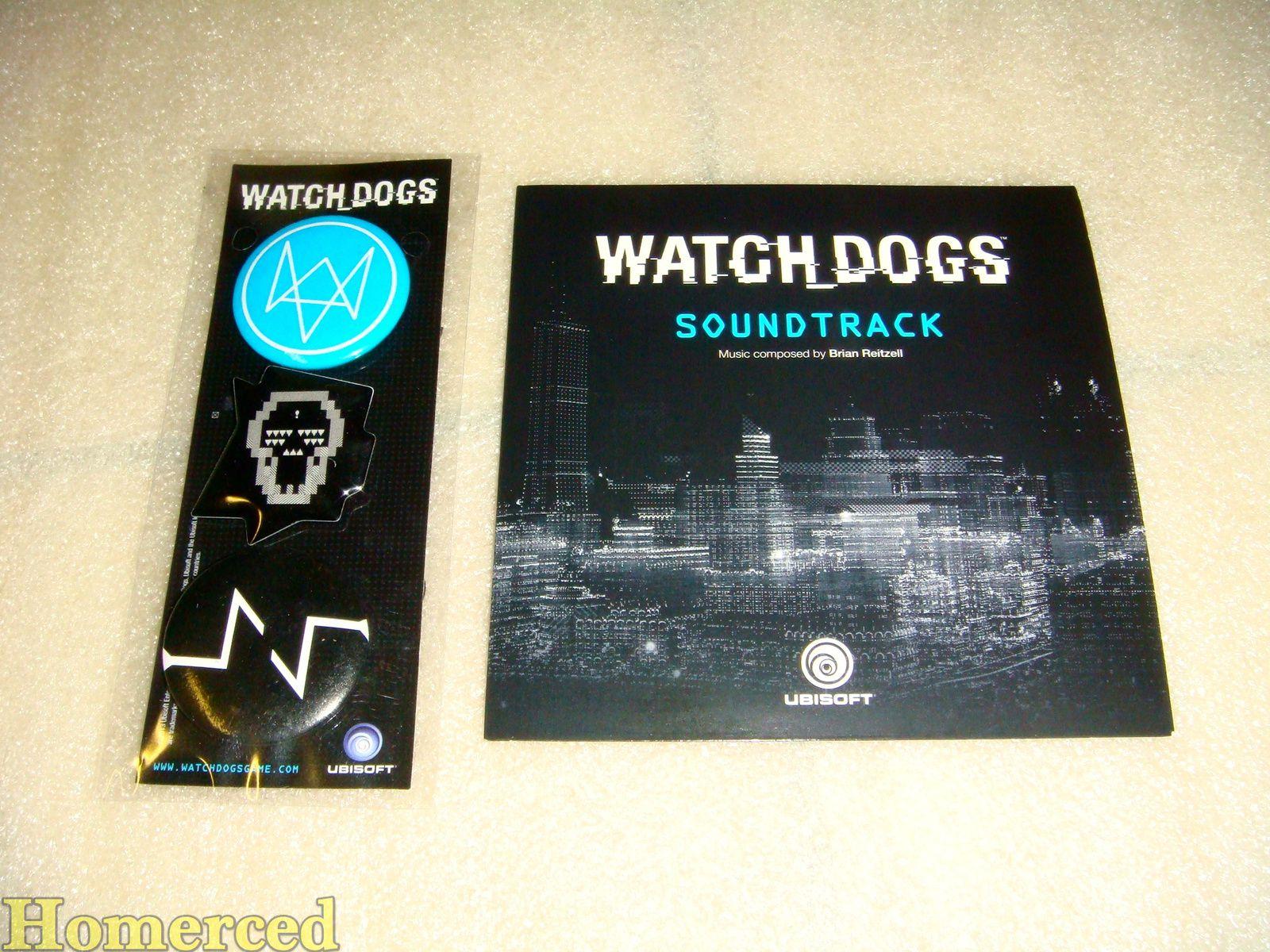(déballage)Watch Dogs DedSec édition