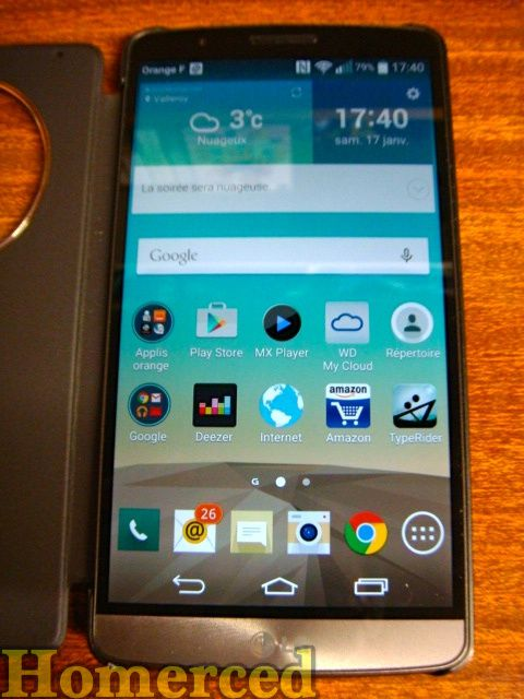 (Android) Smartphone LG G3