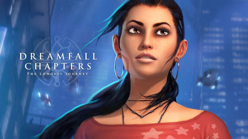(Point &amp&#x3B; Click) Dreamfall Chapters Book Two : Rebels