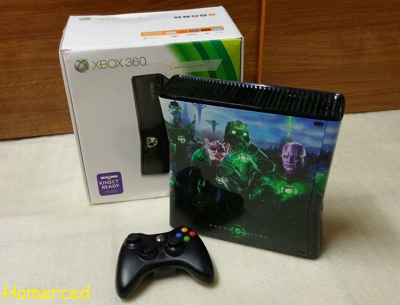 (XBOX 360) XBOX 360 édition Green Lantern