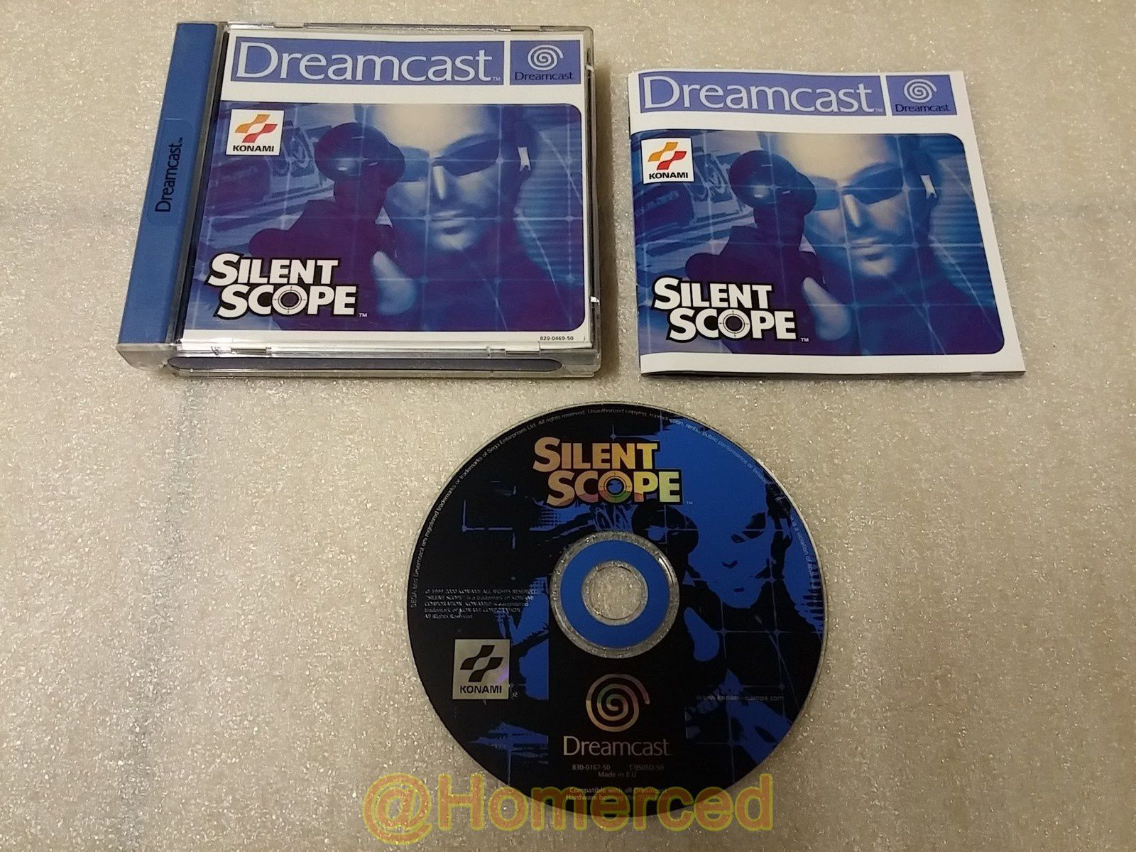 (Dreamcast) F1 World GPII, Silent Scope et WWF Royal Rumble
