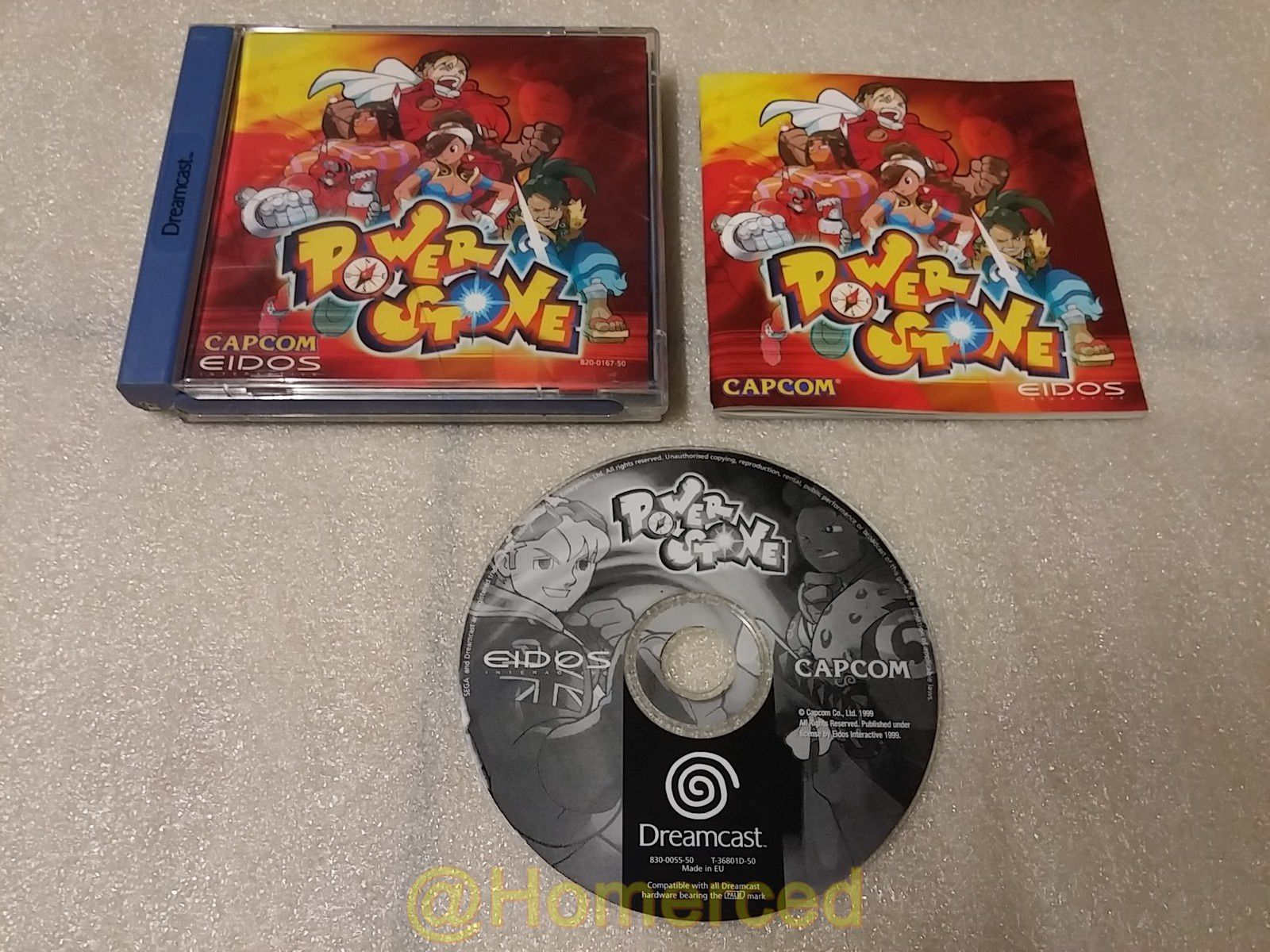 (Dreamcast) Rival Schools 2 et Power Stone