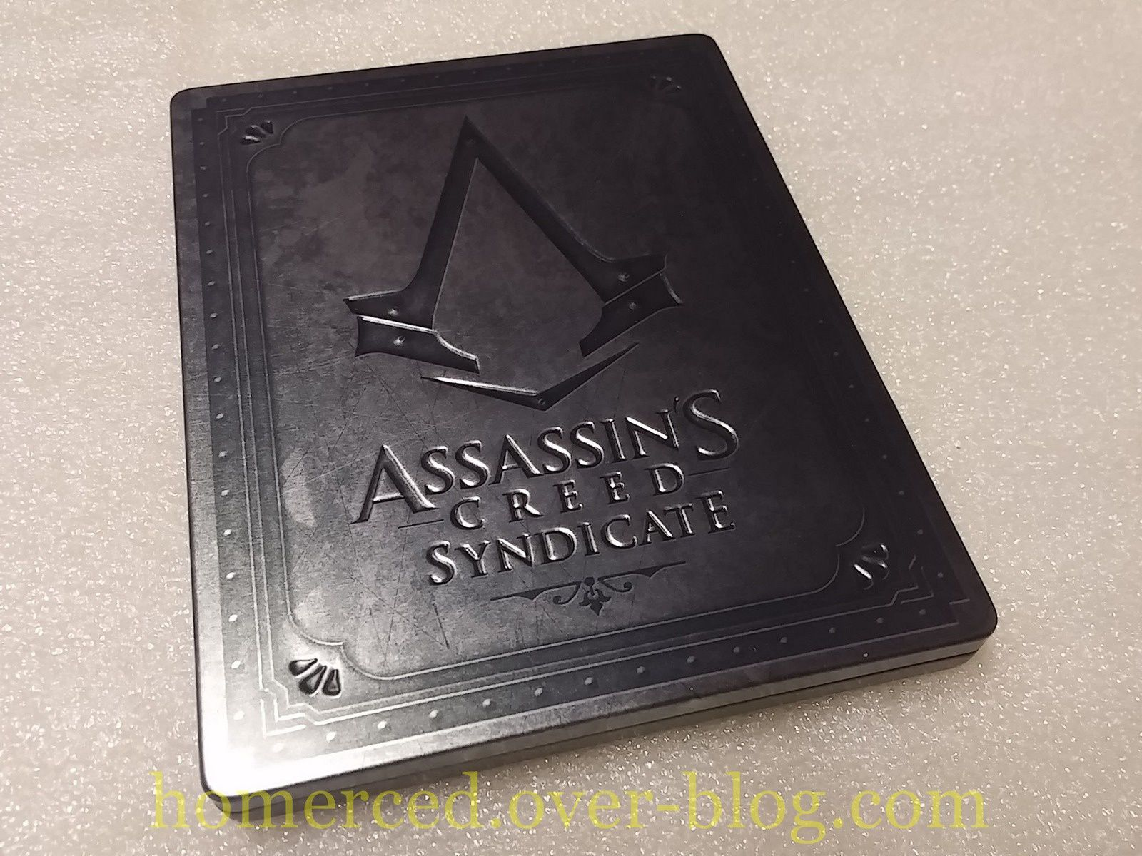 (Unboxing) Assassin's Creed Syndicate : Big Ben Edition