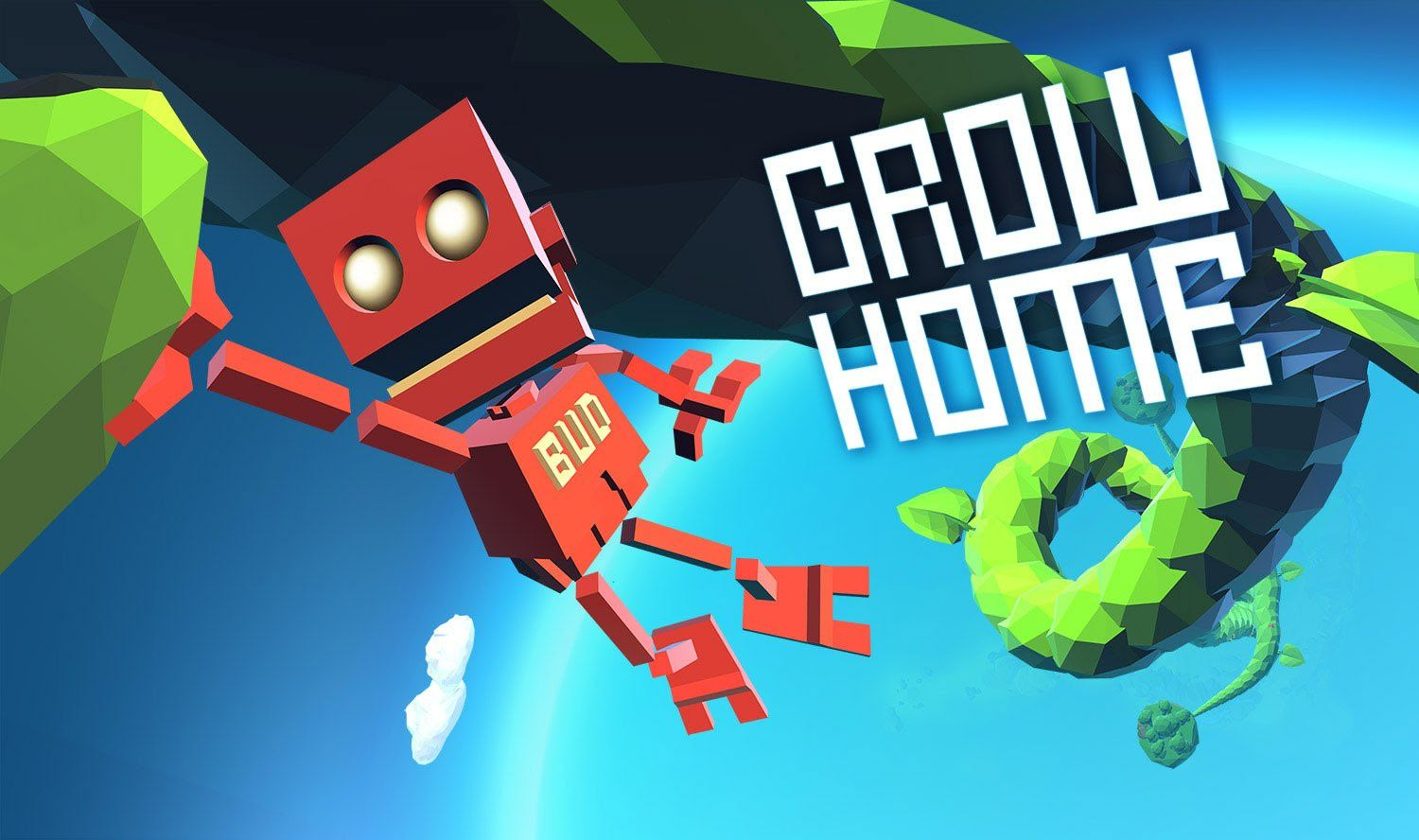 (Test) J'ai joué à Grow Home sur PS4