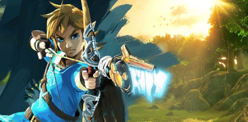 (switch) Le patch 1.1.1 de Zelda Breath of the Wild améliore sa fluidité