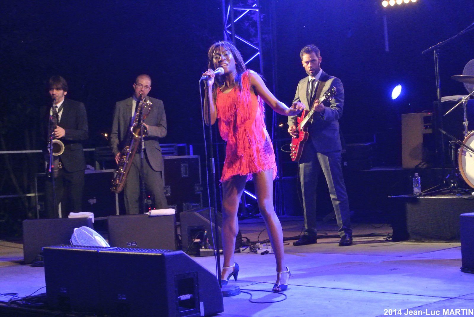 THE EXCITMENTS A NIORT LE 17/07/2014