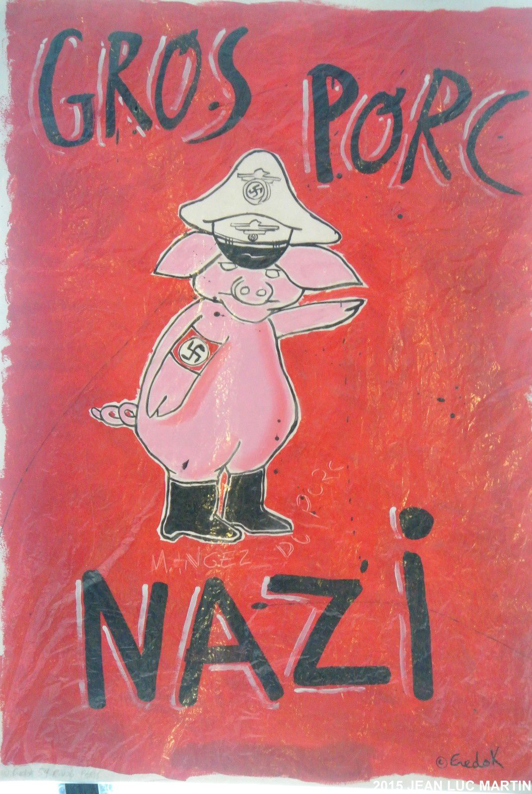 GROS PORC NAZI
