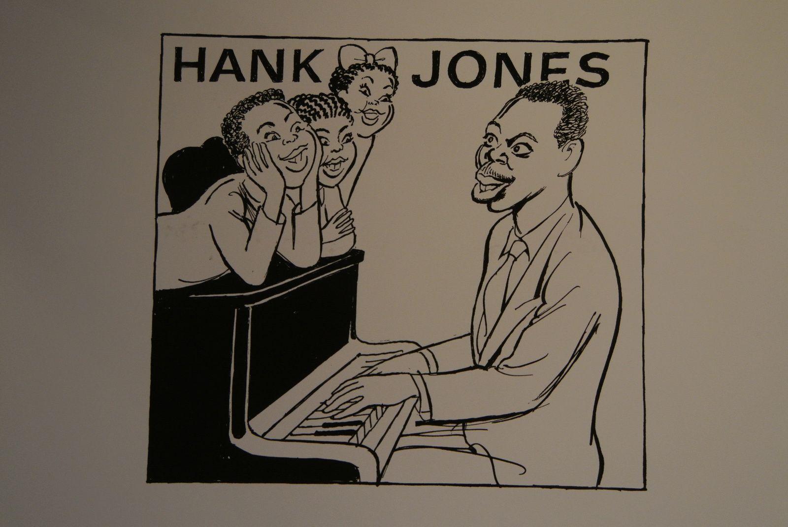 HANK JONES SELON CABU