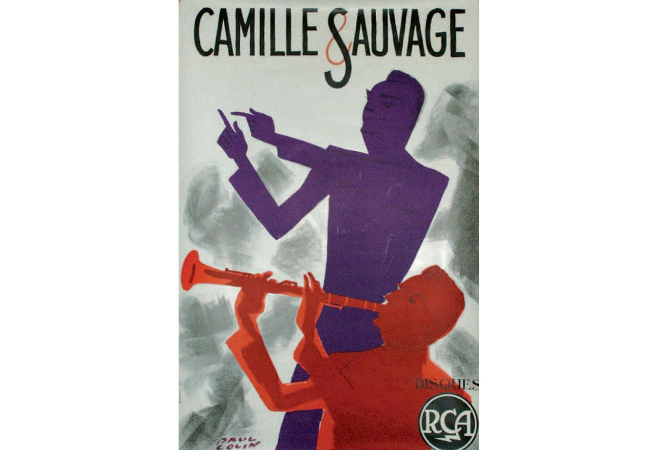 PAUL COLIN: CAMILLE SAUVAGE