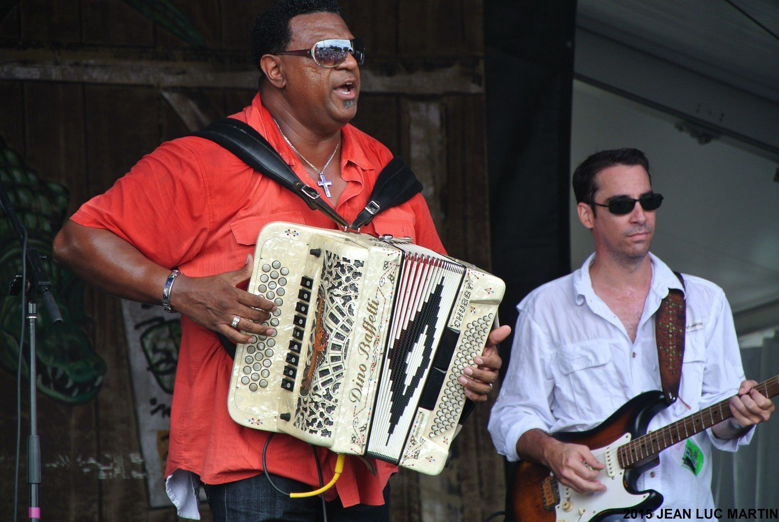 CHUBBY CARRIER AND THE BAYOU SWAMP BAND: REVELATION ZYDECO 2015