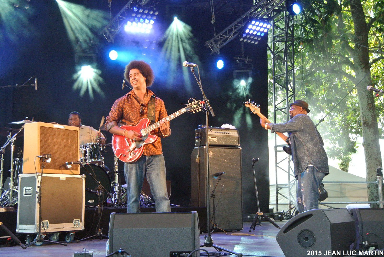 SELWYN BIRCHWOOD: REVELATION BLUES 2015