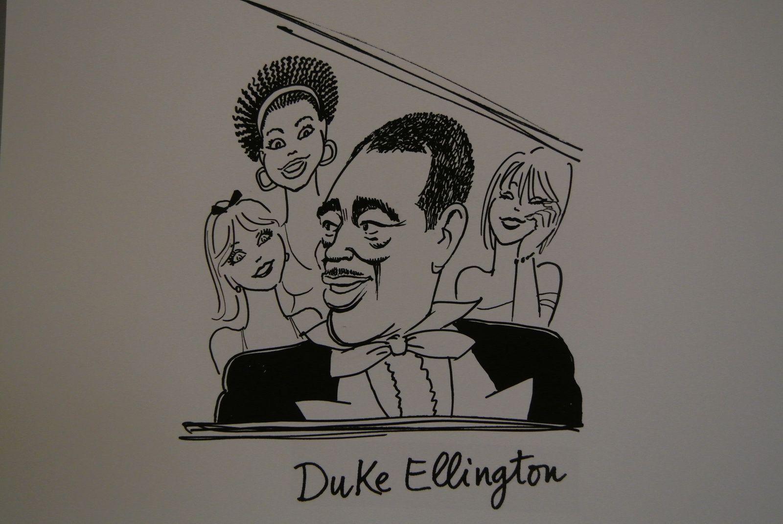 DUKE ELLINGTON SELON CABU