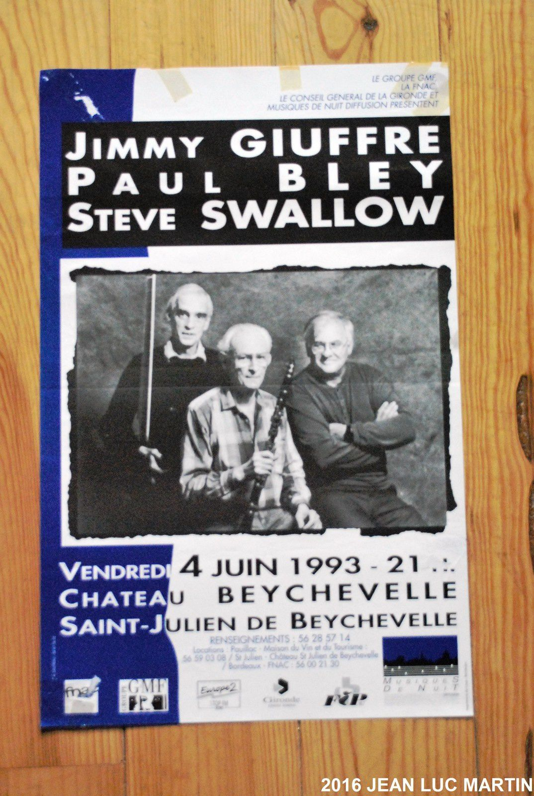 BLEY/GIUFFRE/ SWALLOW 1993