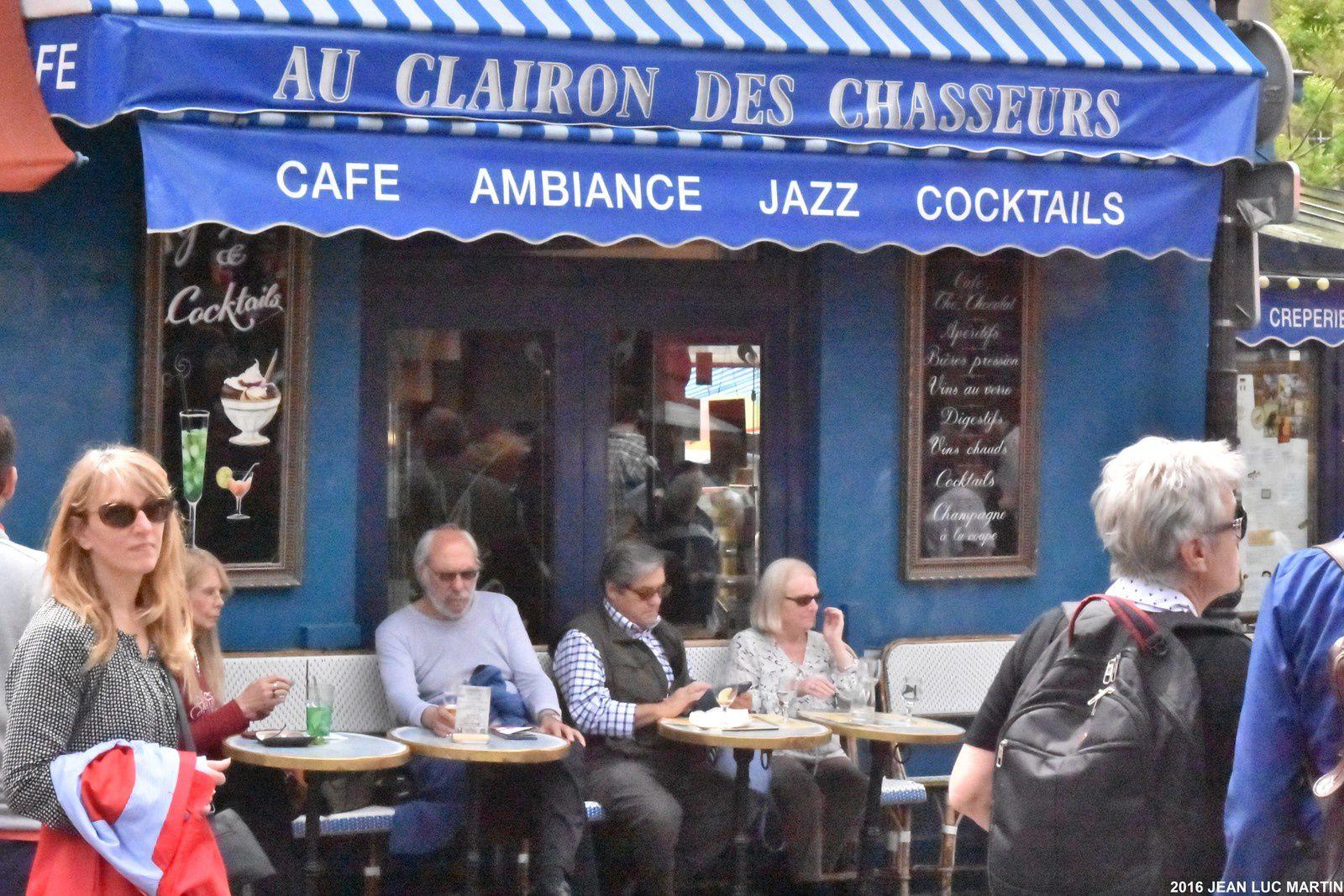 """""""LE CLAIRON DES CHASSEURS"""" A PARIS: UN TEMPLE CULTE DU JAZZ MANOUCHE"""
