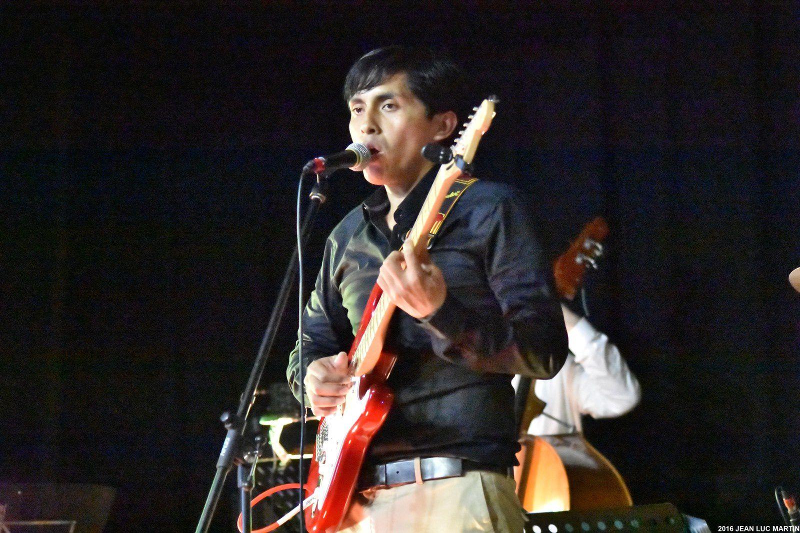 ROLANDO SALSA ORCHESTRA A LA JARNE LE 1/06/2016 (2)