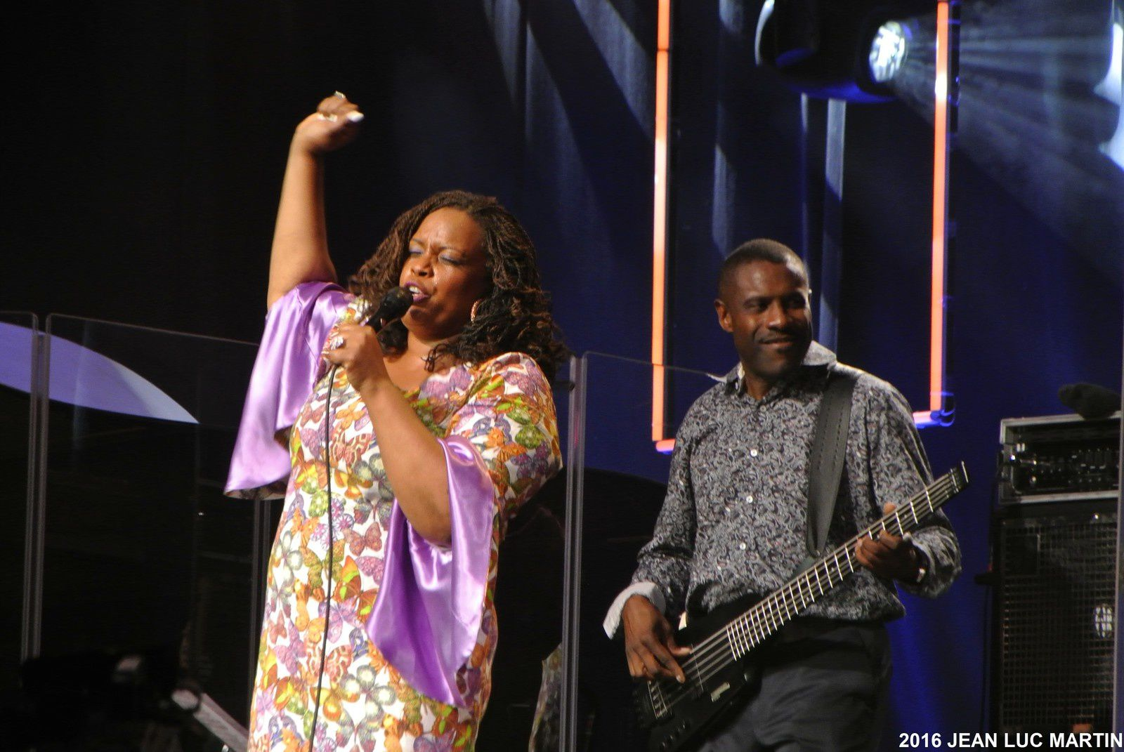 DIANNE REEVES A MARCIAC LE 9/08/2016