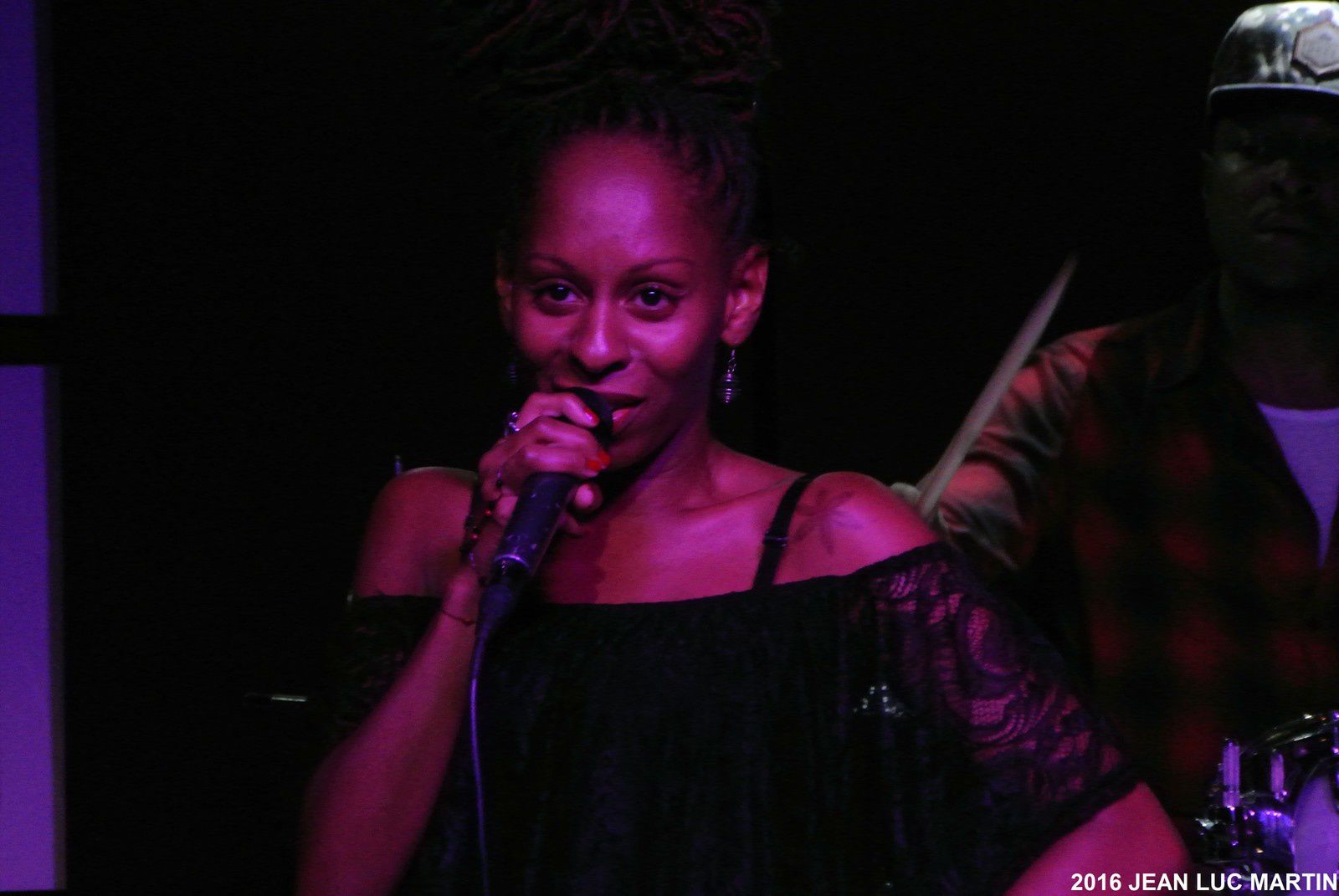 RED SAHARA COLLECTIVE AU GROOVE A NEW-YORK LE 10/09/2016