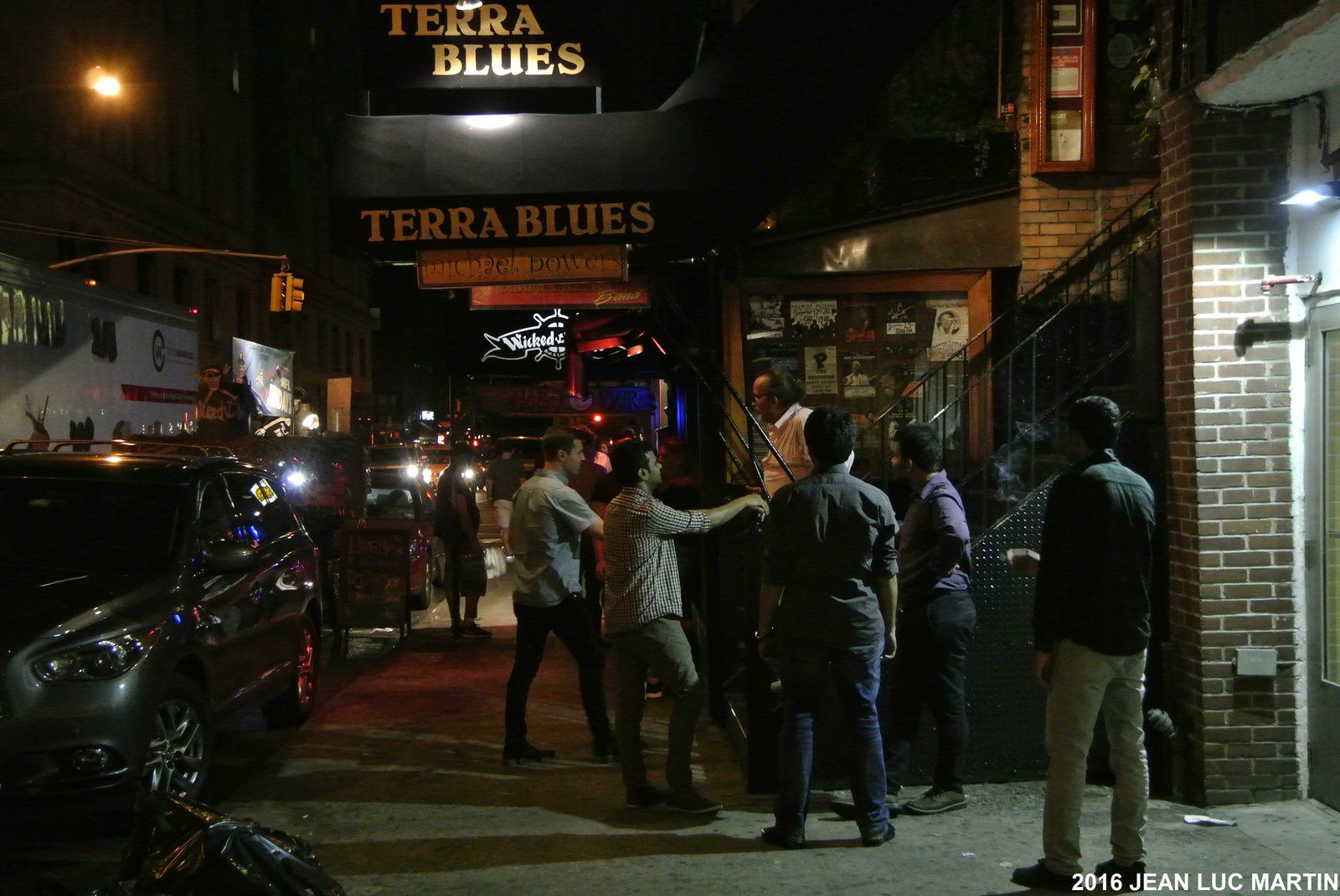 TERRA BLUES:LE MEILLEUR CLUB DE BLUES DE NEW-YORK