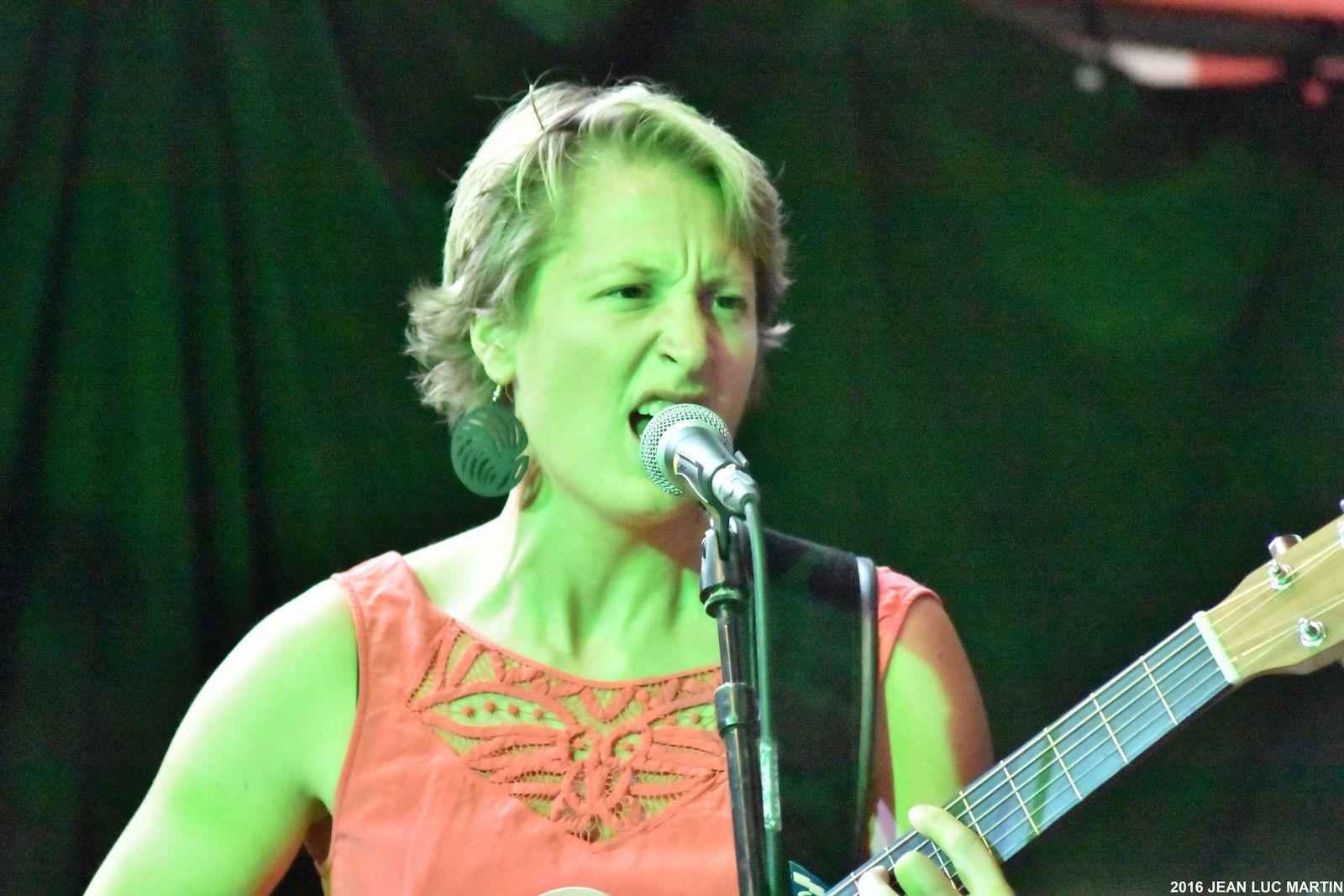 ELLA FOY A L'ESPACE GIRAUDEAU A LA ROCHELLE LE 8/10/2016