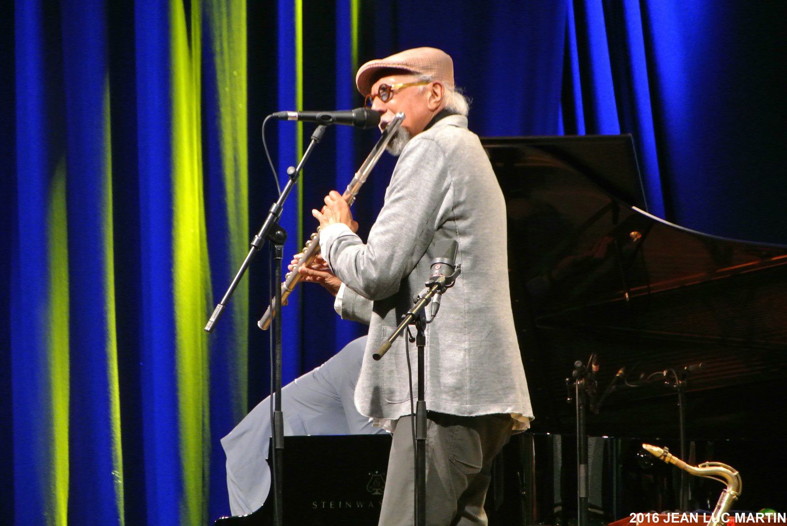 CHARLES LLOYD ON THE HALL OF FAME OF MEMPHIS