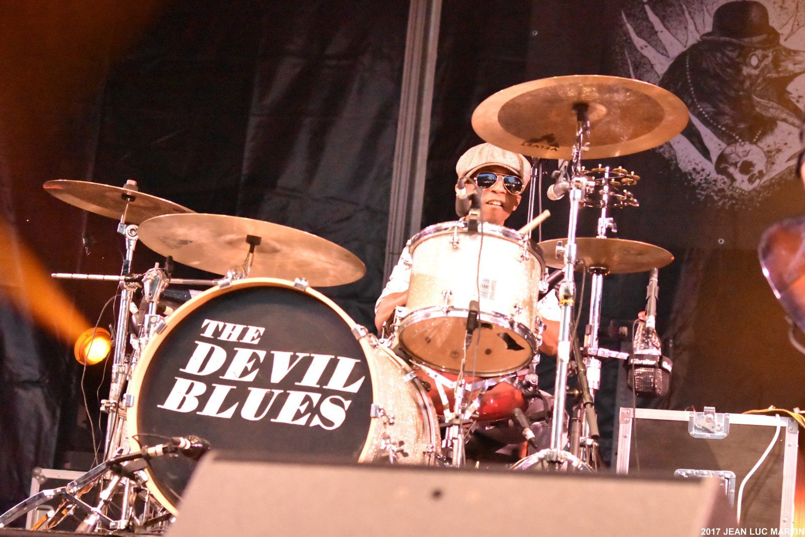 MANU LANVIN AND THE BLUES DEVILS A PERIGNY LE 10/06/2017