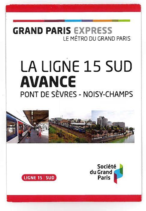 Le Grand Paris Express avance!