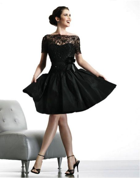 Petite robe noire soiree