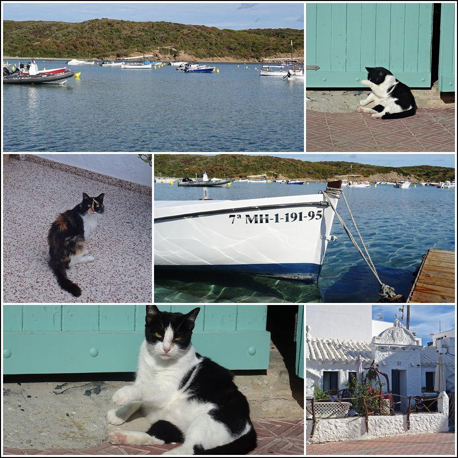 Es Grau, petit village de pêcheurs authentique et tranquille !