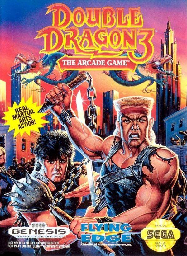 Double Dragon des hommes comme les autres