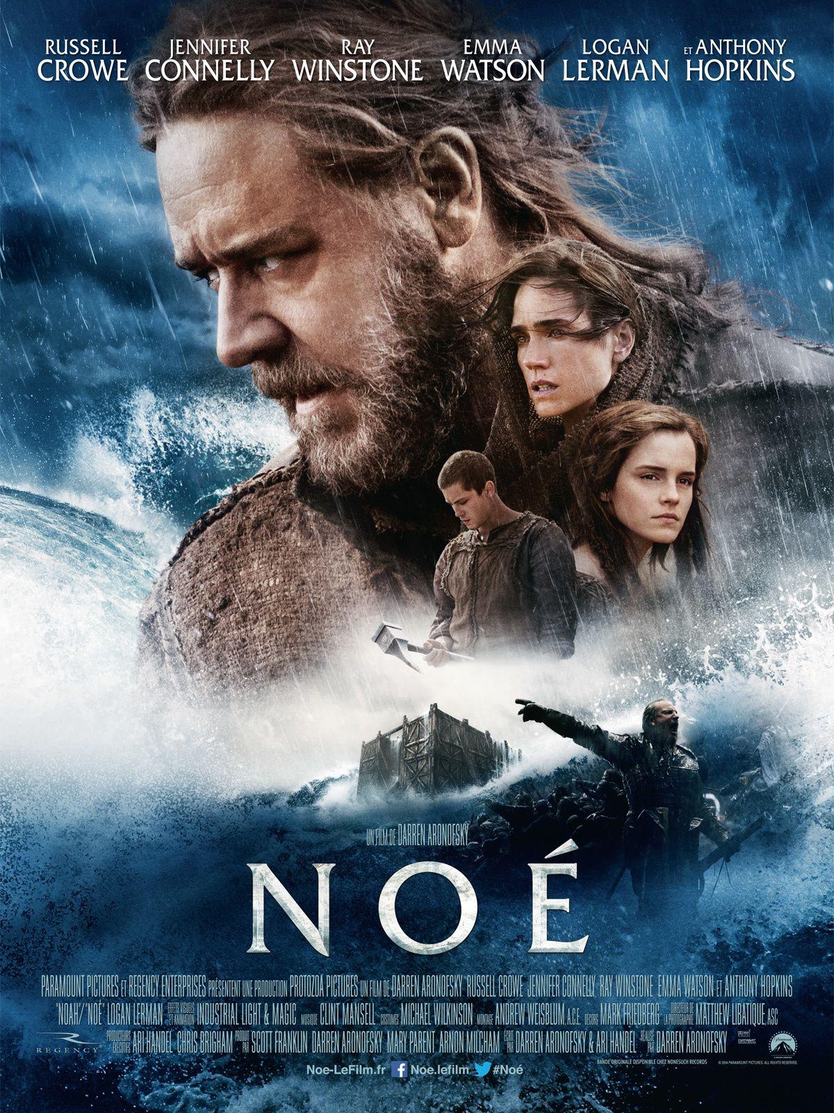 Noé - Russel Crowe &#x3B; une histoire pileuse
