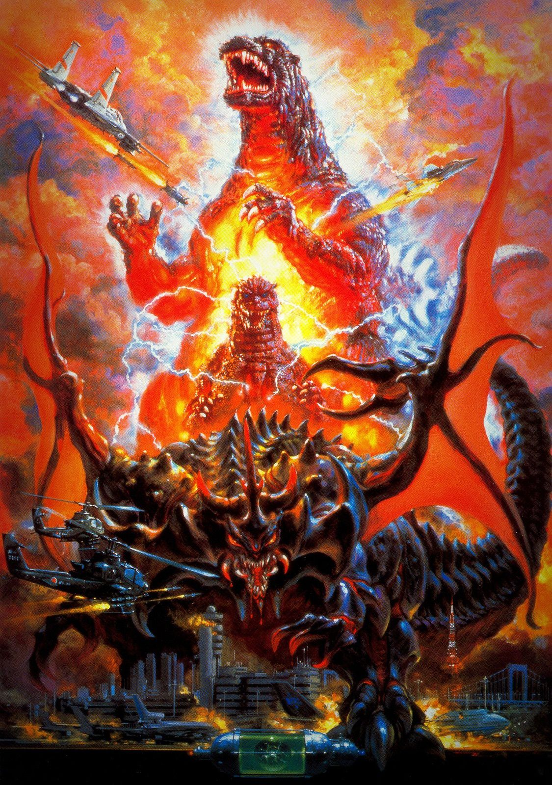 Noriyoshi Ohrai l'artiste et illustrateur dessinateur d'affiches épiques de cinéma comme celles de Star Wars ou Godzilla est mort. L'homme a aussi travailler pour illustrer des jeux vidéo.