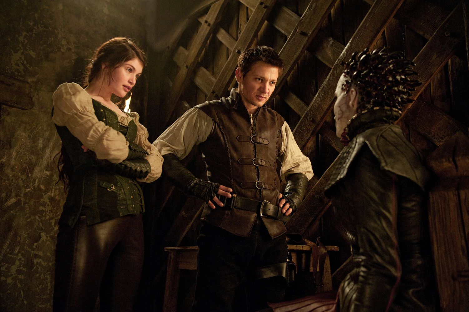 Hansel &amp&#x3B; Gretel Witch Hunters