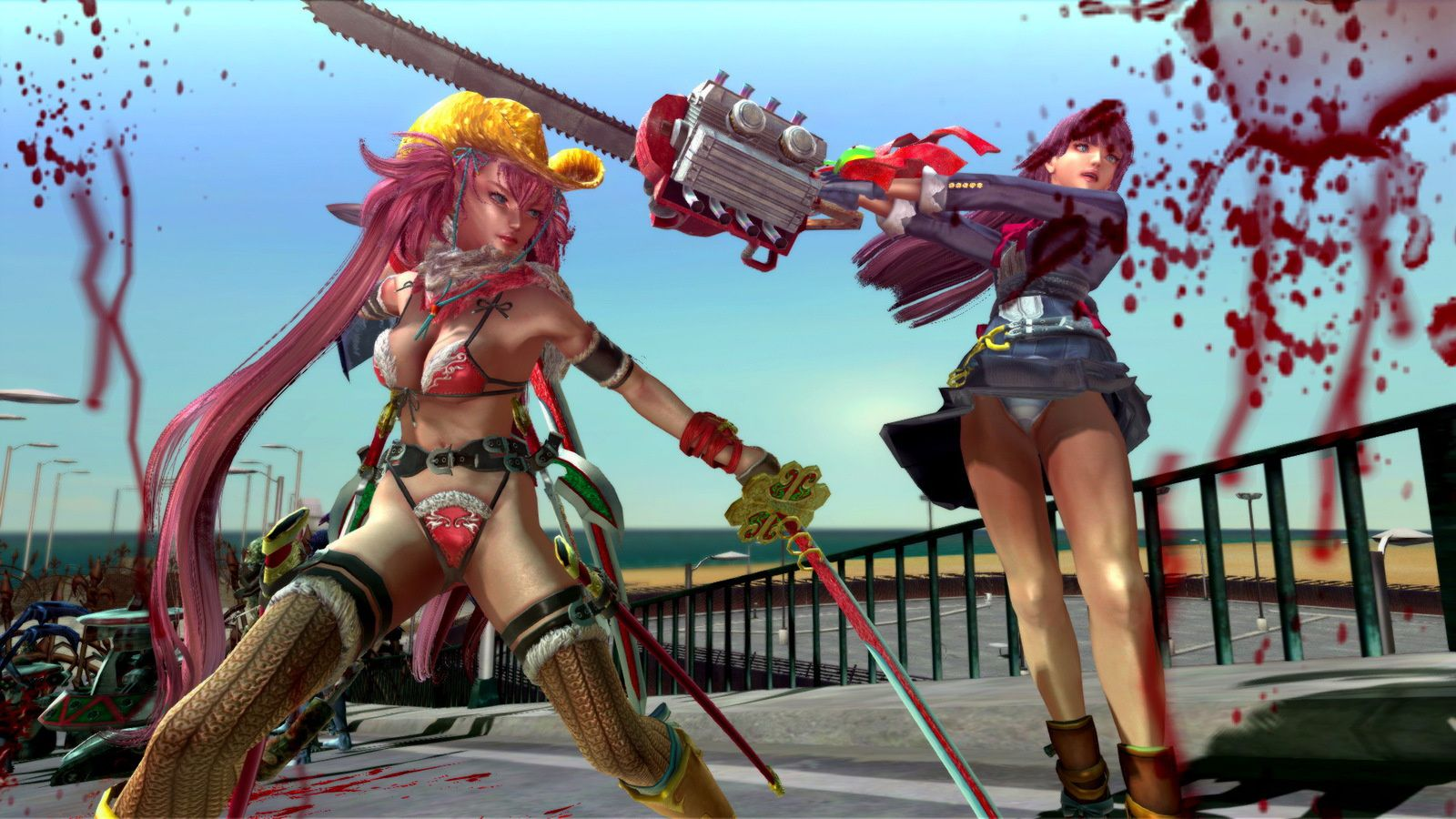 Onechanbara Z2: Chaos PS4