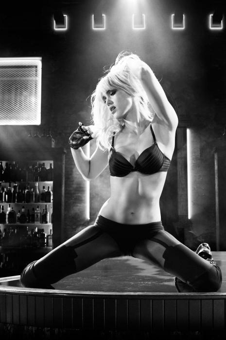 Sin City j'ai tué pour elle &#x3B; et moi bientôt