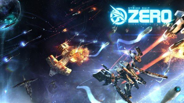 [TEST] Strike Suit Zero : Director's Cut sur PS4