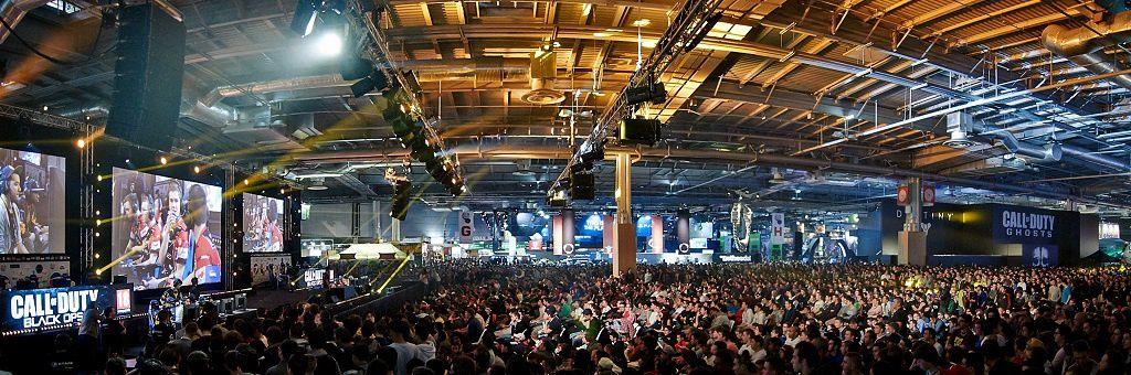 L'ESWC en force à la Paris Games Week