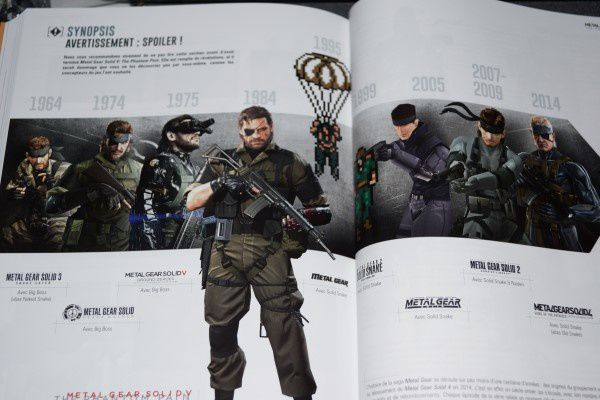 [COLLECTION] Guide et Edition Collector de Metal Gear Solid V: The Phantom Pain