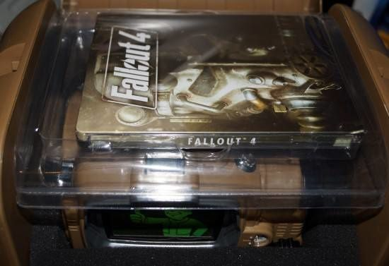 DEBALLAGE : Fallout 4 Pip-Boy Edition