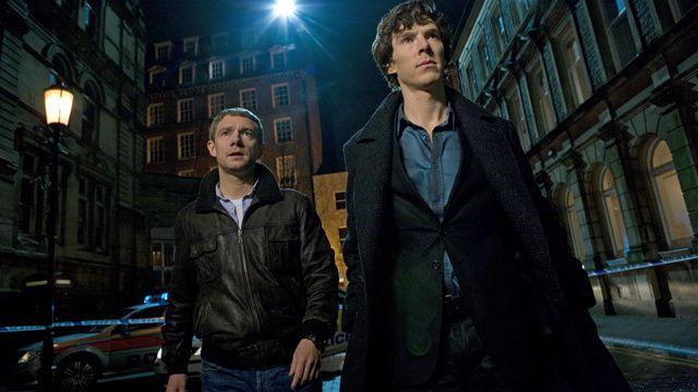 Challenge Séries 2017 : Sherlock