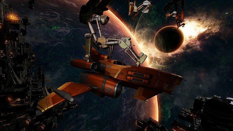Climax Studio annonce RiftStar Raiders, du shoot 'em up spatial coopératif pour PS4