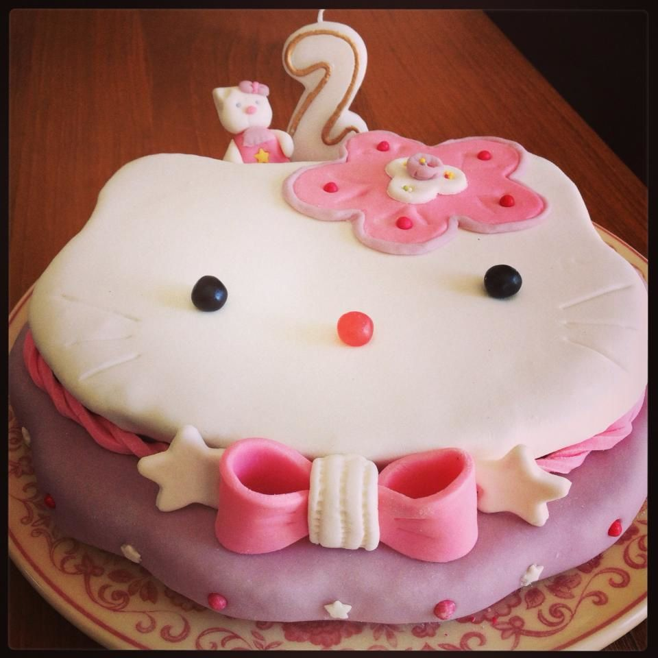 Cake Design Hello Kitty Cars Les Pirates Food In Ze City