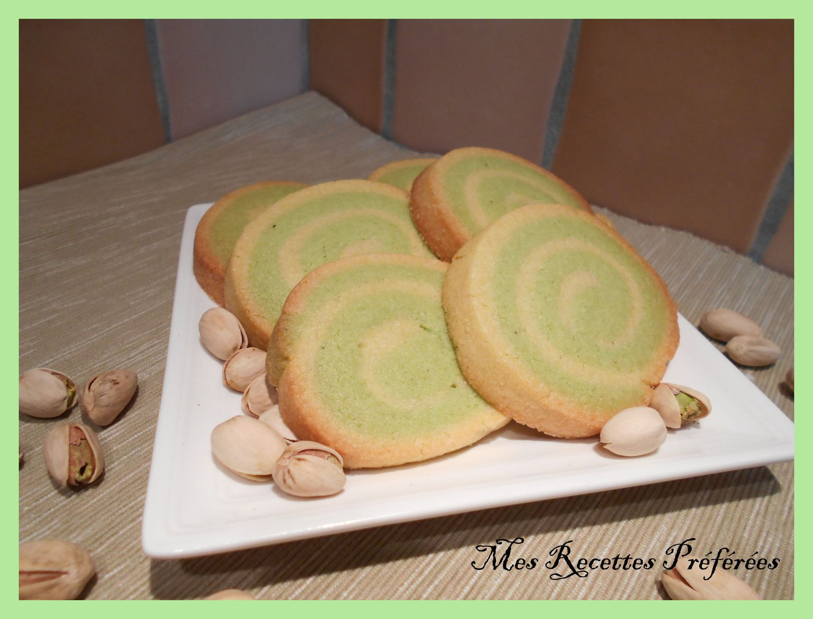 Mes biscuits home made