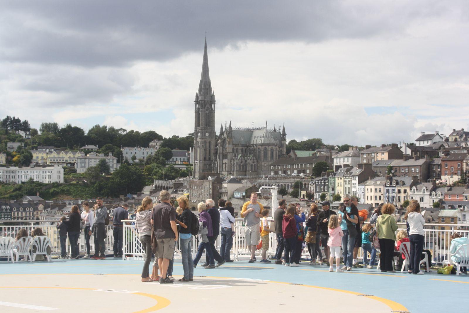 Vues prises pour la plupart dans l'ouest de l'Irlande, dans le comté de Clare, les îles d'Aran, Galway et le Connemara.