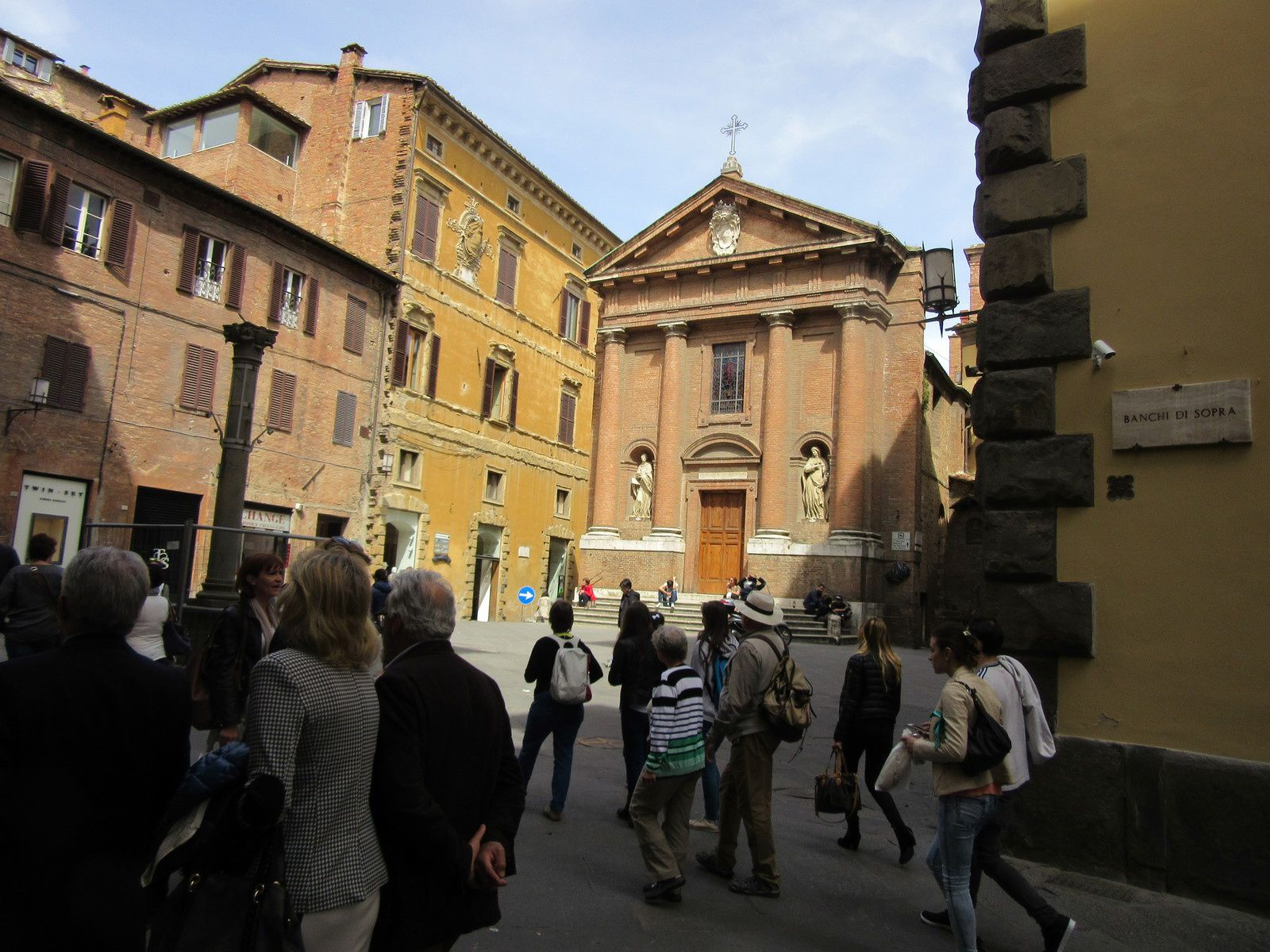 Une (trop) petite semaine en Toscane...