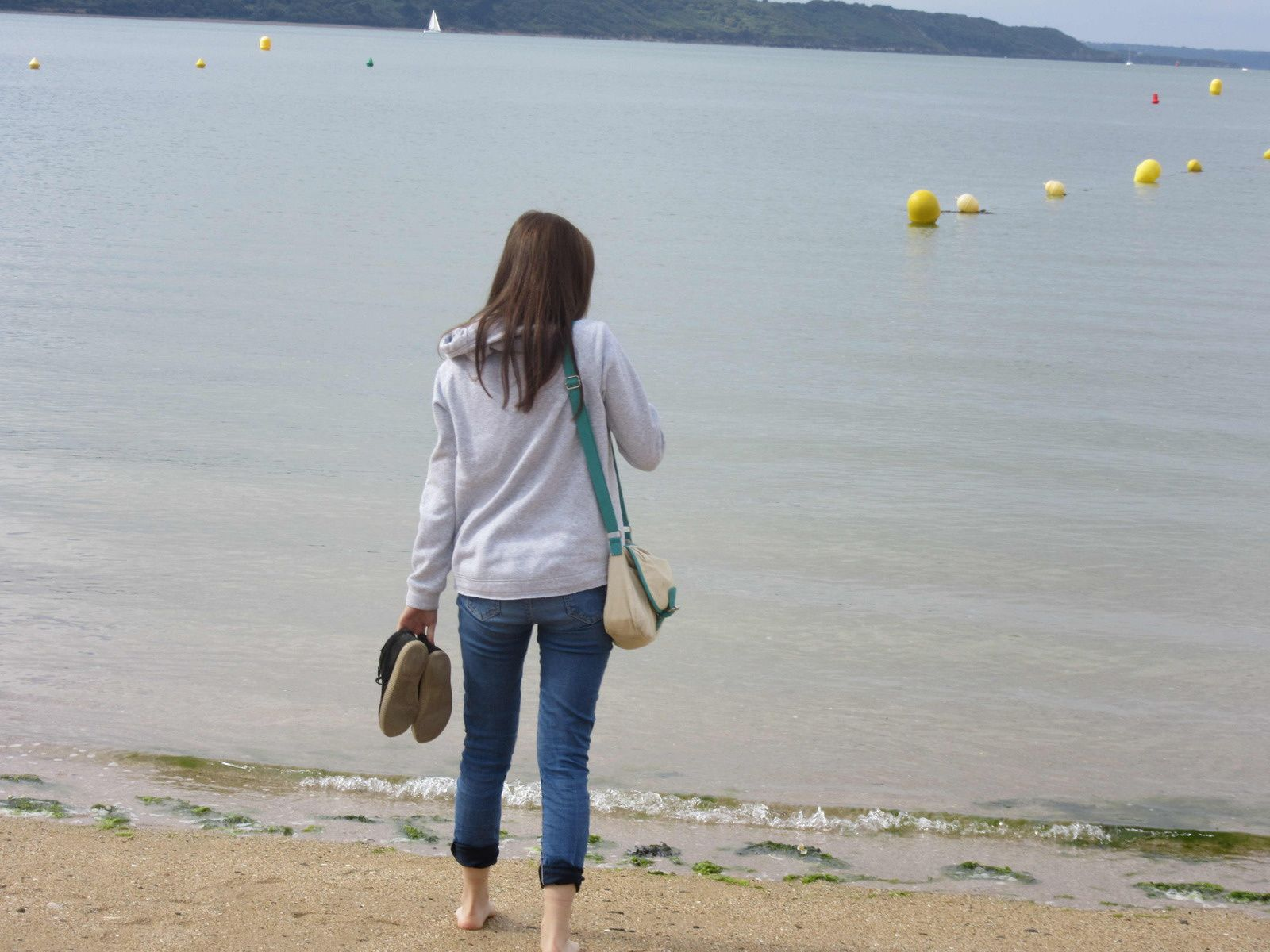 Brève découverte de la plage du Relecq-Kerhuon et de Plougastel