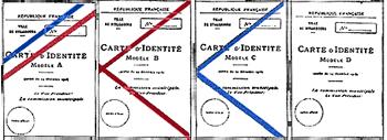 """Ces cartes d'identité, permettant notamment de classer les Alsaciens selon leurs liens familiaux avec l'Allemagne, ont permis au """"commissions de triage"""" d'identifier et d'écarter (révoquer, destituer, souvent expulser, finalement) les Alsaciens suspectés d'être pro-allemands et de favoriser les ralliements intéressés."""
